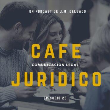 Derechos de los Menores - Podcast Café Jurídico
