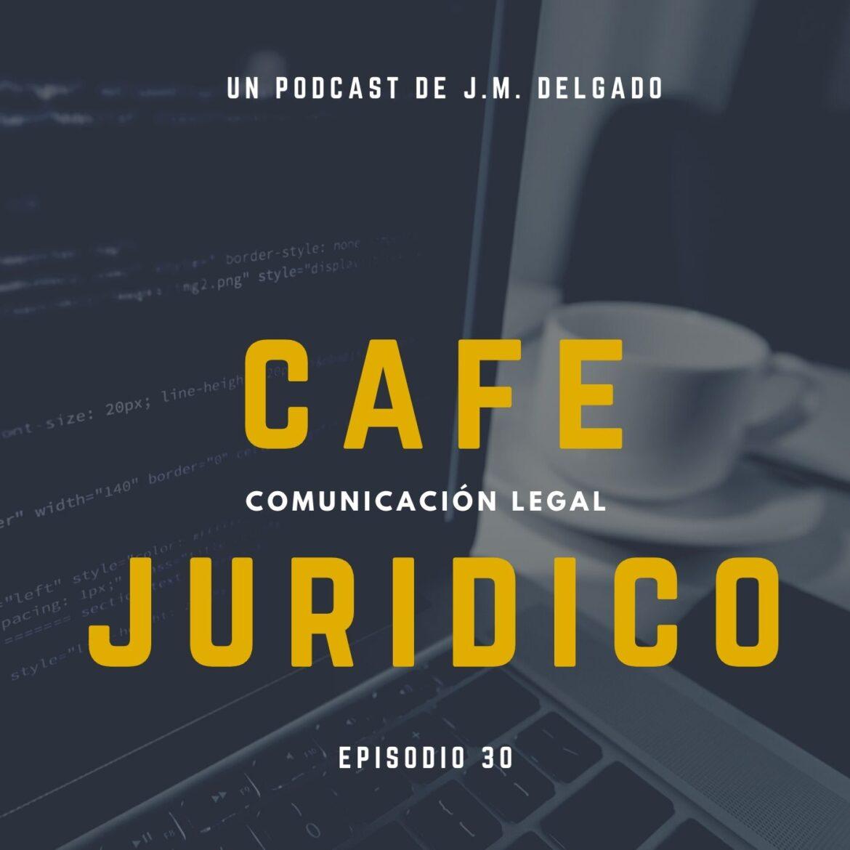Errores a evitar en la web de tu despacho - Café Jurídico Podcast