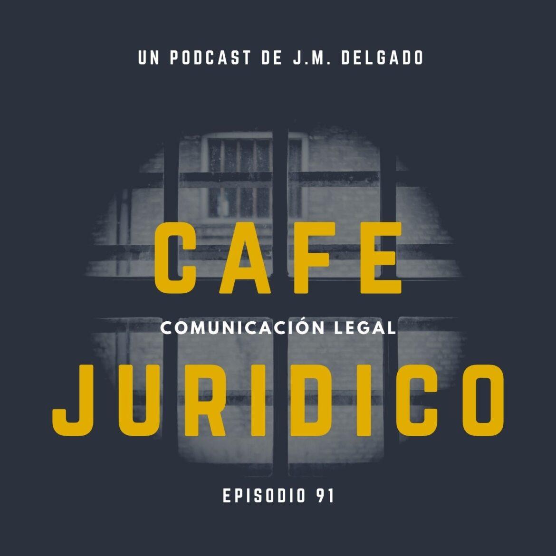 Suspensión de la Pena - Café Jurídico Podcast de Derecho