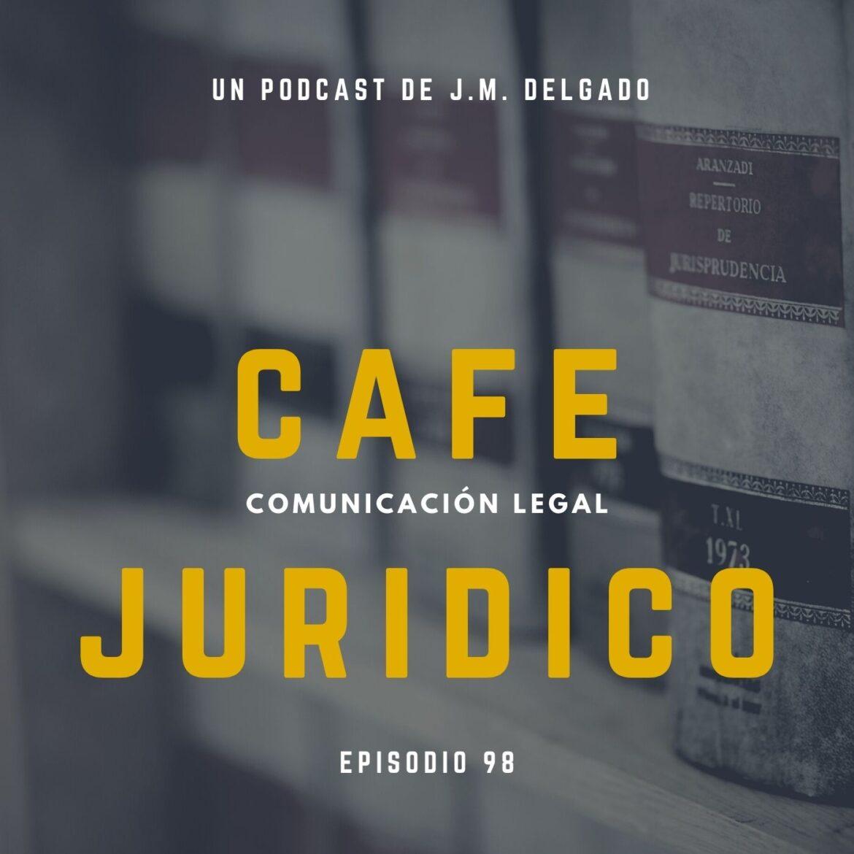 Análisis de Jurisprudencia Marzo 2021 - Café Jurídico Podcast de Derecho